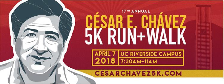 Cesar Chavez 5k